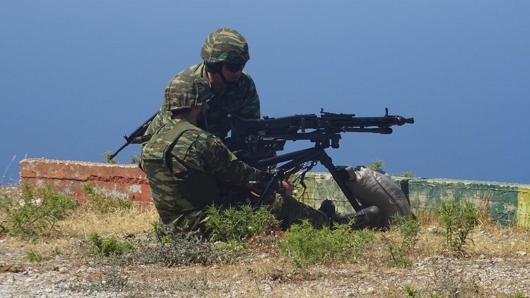 ΕΛΛΗΝΙΚΕΣ ΒΟΛΕΣ ΜΕ ΒΑΡΕΑ ΟΠΛΑ ΠΕΖΙΚΟΥ (ΒΟΠ) – NAMFI (NATO MISSILE ...